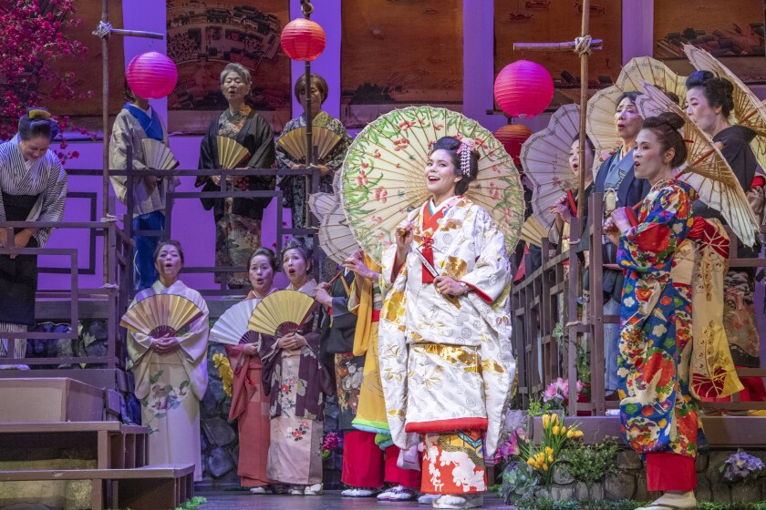 """Janet Todd in Pacific Opera Project's """"Madama Butterfly"""""""