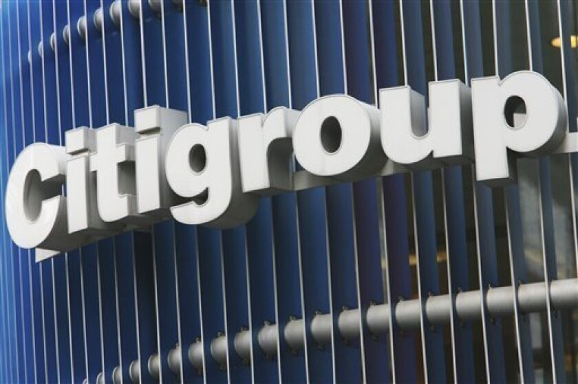 In this Jan. 15, 2008 file photo, the Citigroup Center is shown in New York. A deal to combine the brokerages of Citigroup and Morgan Stanley _ which would give Citi more cash, and Morgan Stanley more manpower _ appears just days away.  Morgan Stanley is likely to pay Citigroup between $2 billion