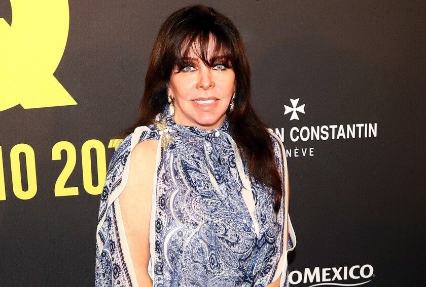 Mediante un comunicado de prensa, Televisa anunció que la actriz Verónica Castro es la primera confirmada en el panel de jueces de la emisión Pequeños Gigantes.