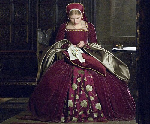 'The Other Boleyn Girl' intro - Scarlett Johansson