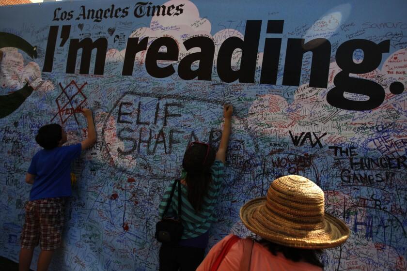 El Festival de Libros es una ventana a la literatura, a la cultura, a las ideas y la creatividad.