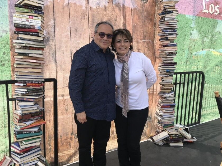 Dacia Arcaráz llega al Festival del Libro para alentar a las familias a no rendirse ante los retos de la vida