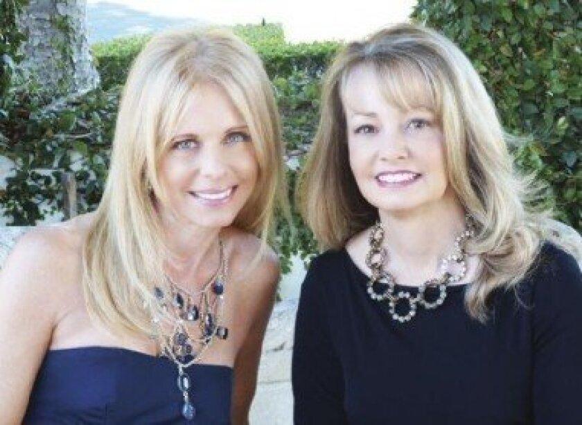 Christena Ferran (left) and Marlene Holmquist (right).