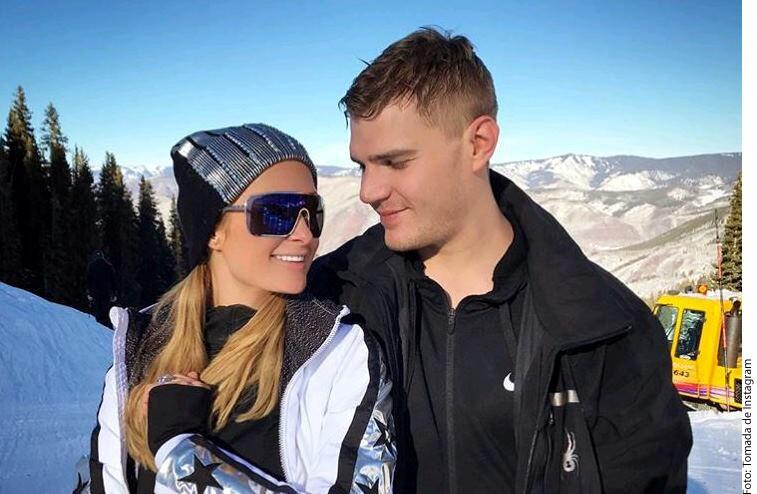 Paris Hilton ya está comprometida