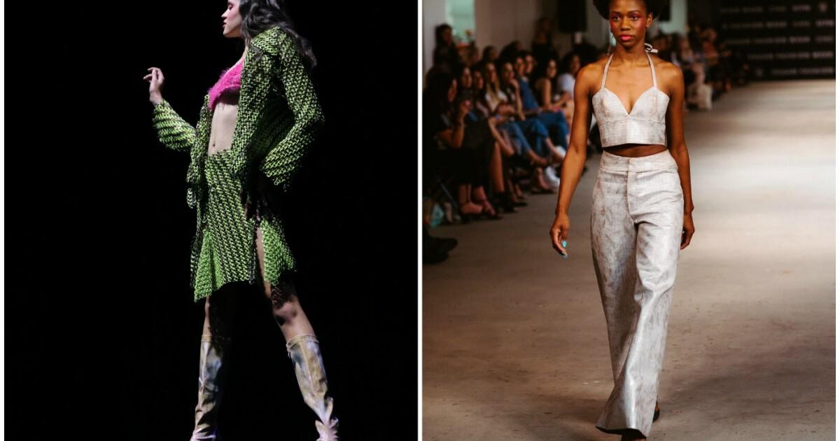 L A S Vegan Fashion Week Showcases Stylish Cruelty Free Creativity Los Angeles Times