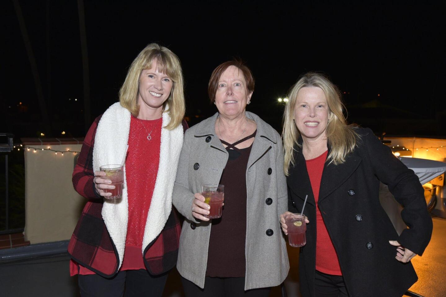 Community Resource Center holds 'Jingle & Mingle' fundraiser