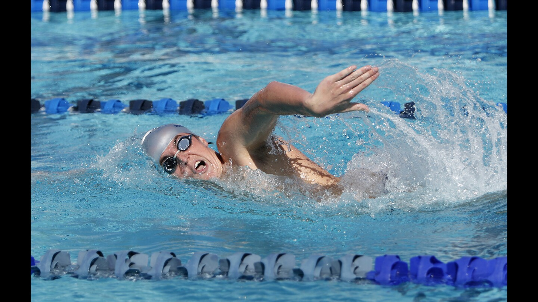 Photo Gallery: Newport Harbor vs. Corona del Mar in swimming