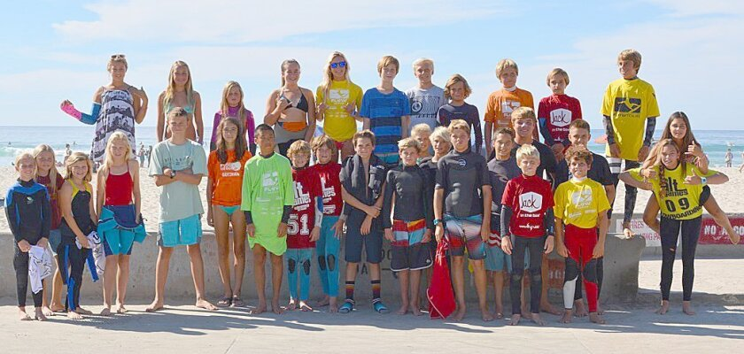 For more information about the Muirlands Surf Team, visit its website at msurf.org