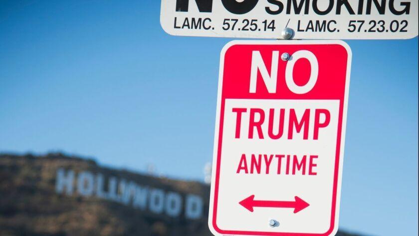 US-VOTE-POLITICS-TRUMP-ART