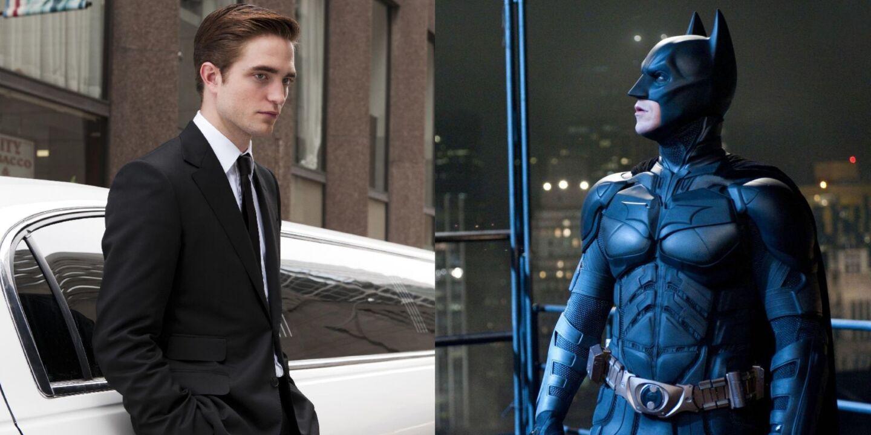 Robert Pattinson dará vida a Batman