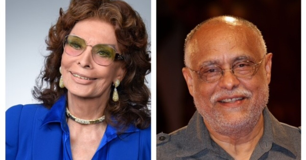 Sophia Loren and Haile Gerima are the honorees of Academy Museum's opening gala