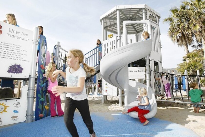 Updates are coming to Laguna's Main Beach Park, but the council still has to decide the specifics