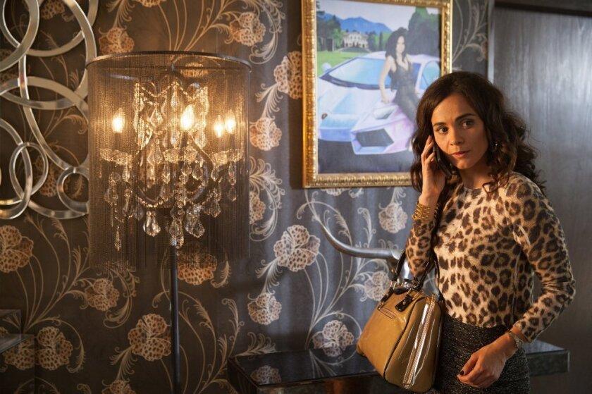 Alice Braga as Teresa Mendoza on 'Queen of the South.'