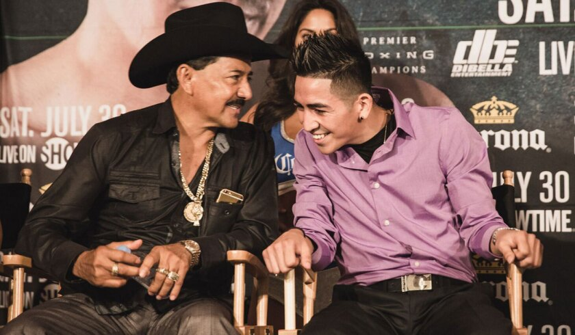 Jose and Leo Santa Cruz