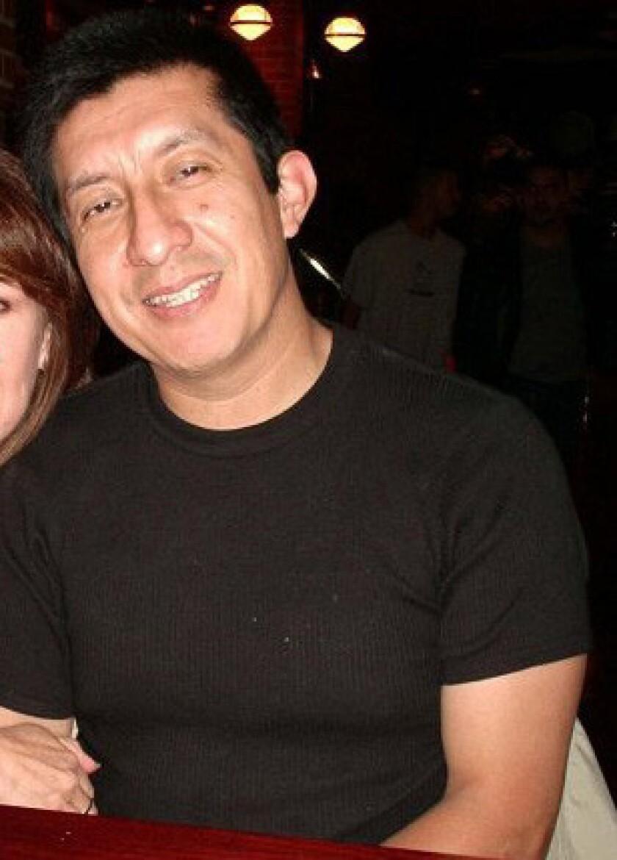 Former Guatemalan soldier Jorge Sosa