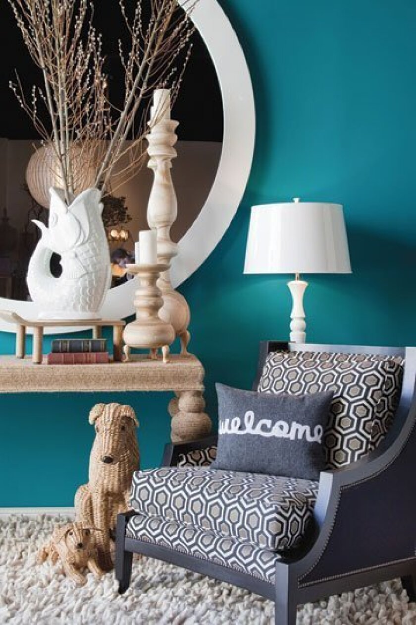 Fashion Meets Furniture At San Diego S At Hom Fine Furniture Store