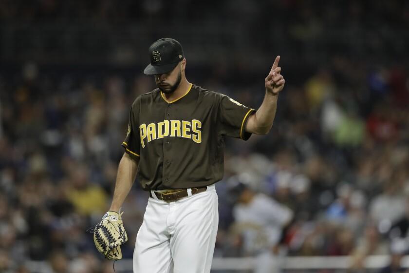 APphoto_Pirates Padres Baseball