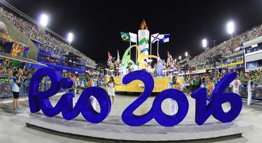 Río 2016... ya está en cuenta regresiva.
