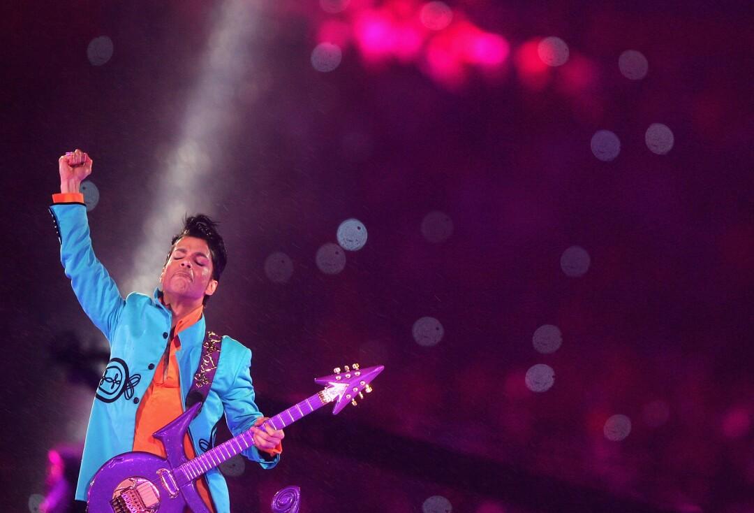 Prince's Super Bowl XLI: Pepsi Halftime Show