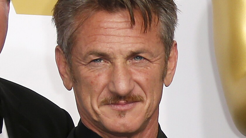 Sean Penn is not only a famous actor, but a culture-wars flashpoint.