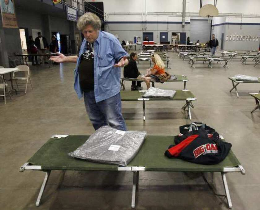 Burbank, Glendale examine new homeless shelter plan