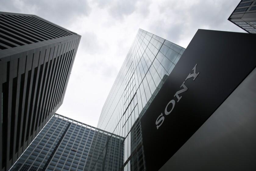 Sony Corp. headquarters