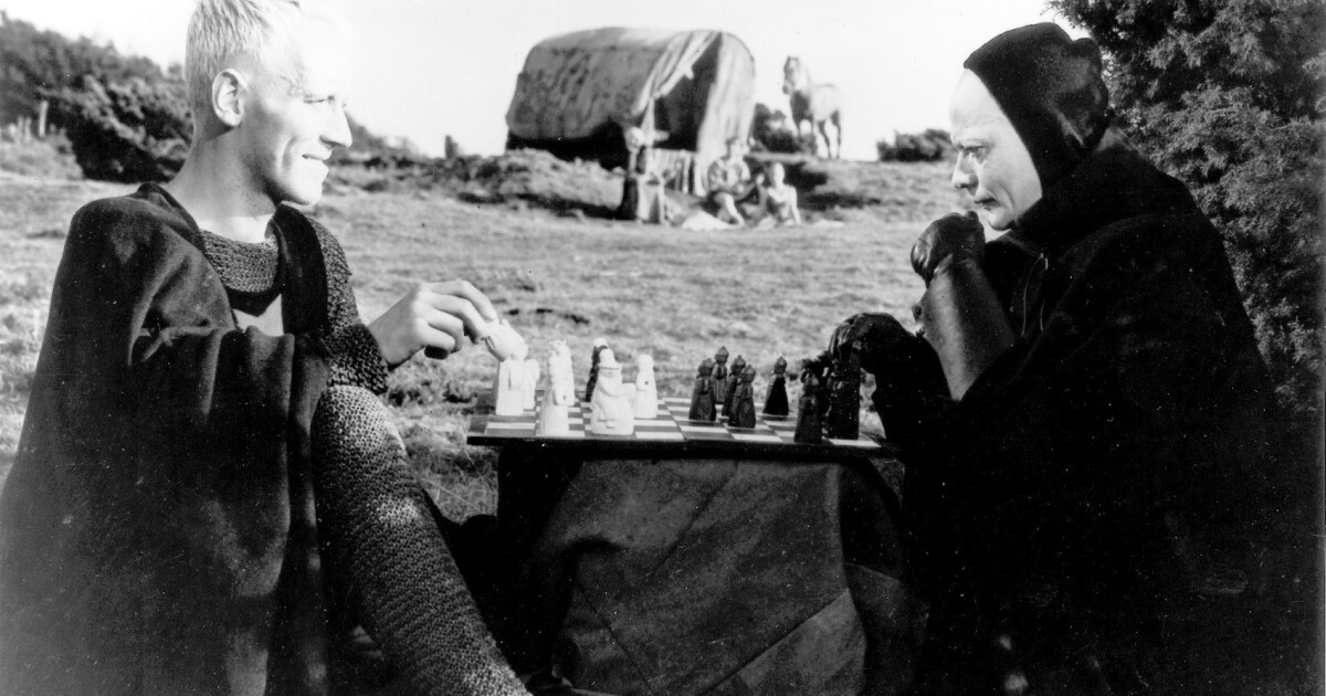Movies On Tv This Week The Seventh Seal On Tcm Los Angeles Times