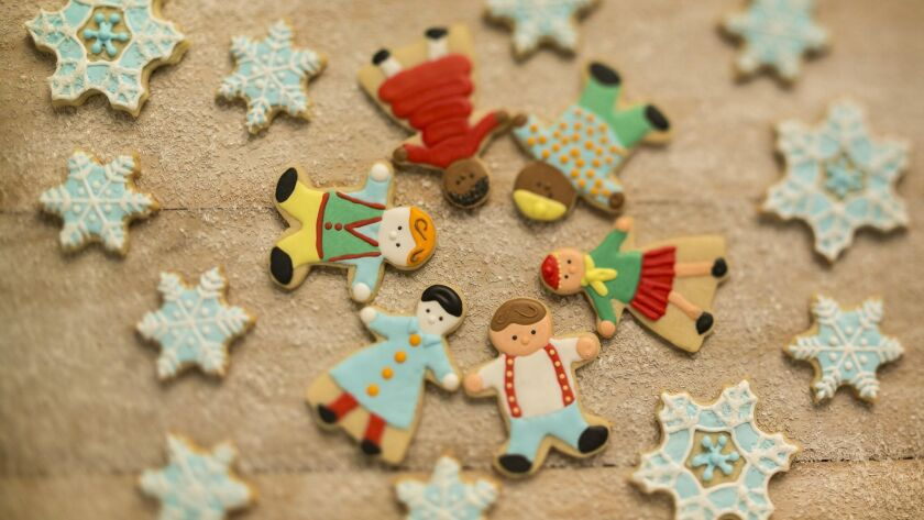 A Baker S Dozen Holiday Cookie Recipes Perfect For Parties Or Last