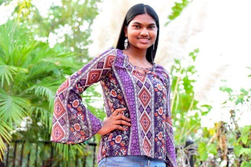Author Sahana Kumar