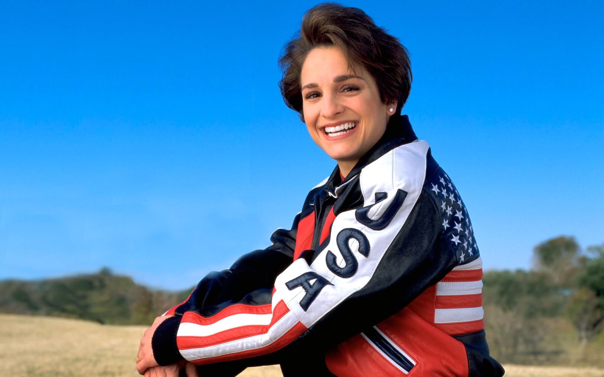 Olympic Gold Medalist - Mary Lou Retton