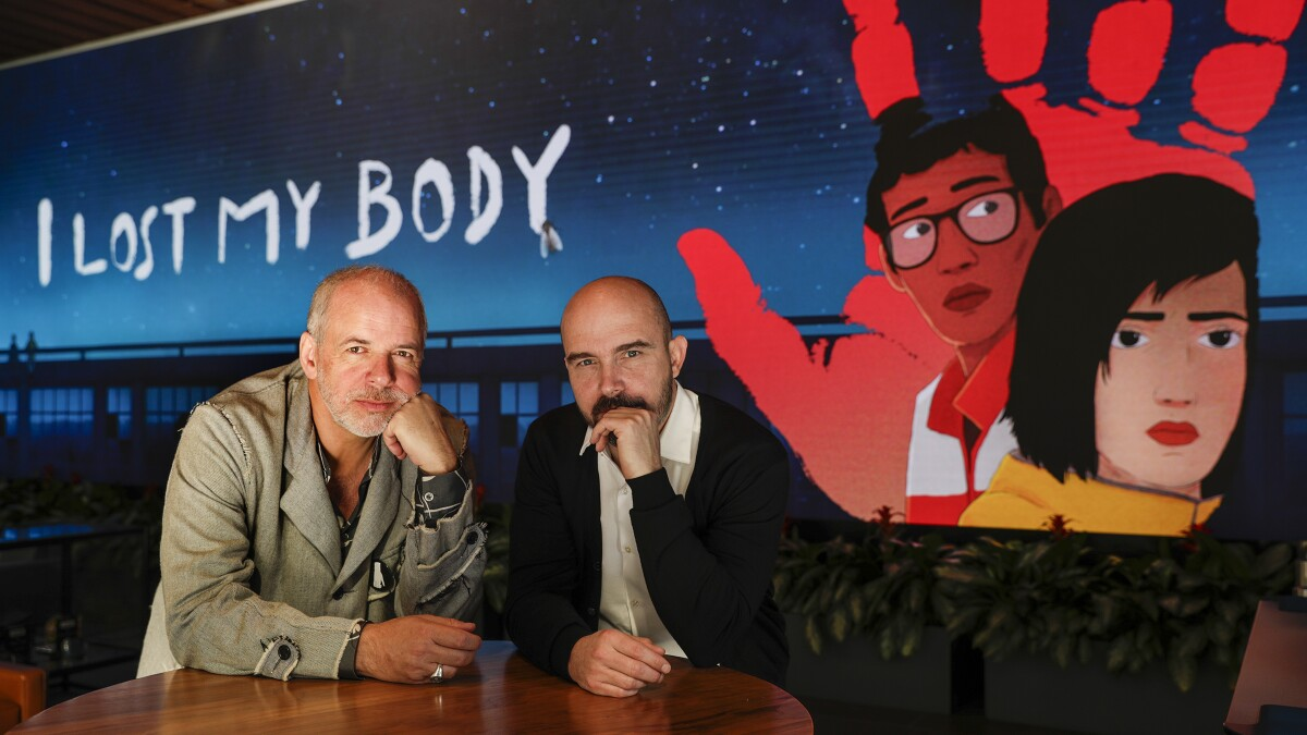 How Netflix's 'I Lost My Body' turns animation on its head, with the story of a severed hand
