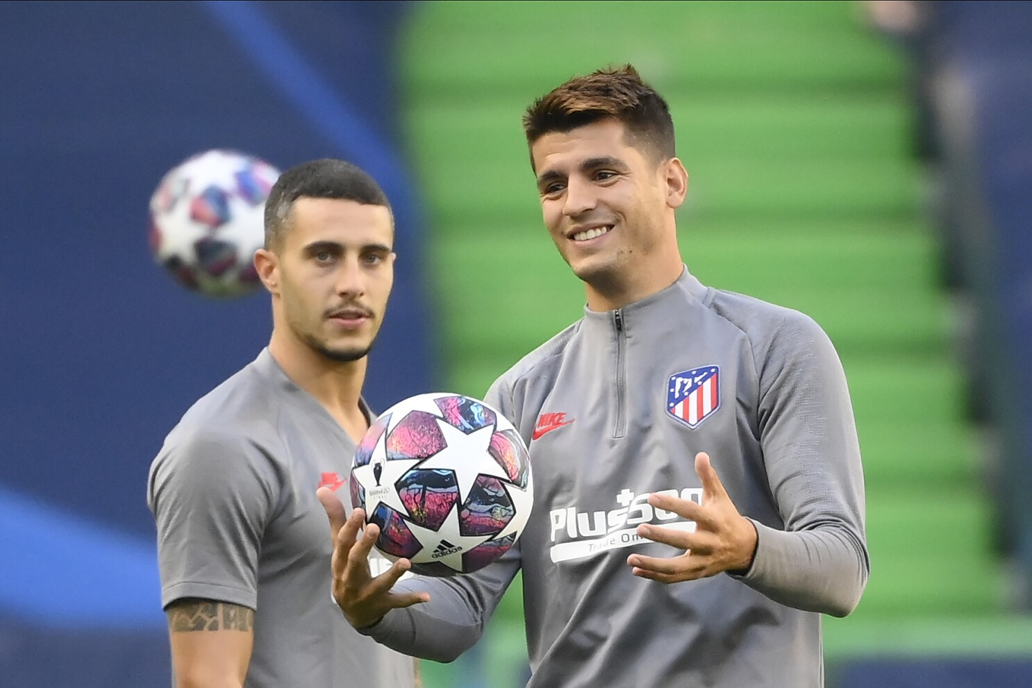 Morata Returns To Juventus On Loan From Atletico Madrid The San Diego Union Tribune