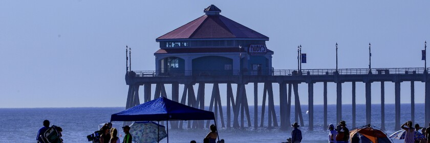 A Los Angeles County judge denied Huntington Beach's request to toss out a lawsuit accusing the city of being out compliance with state housing law.