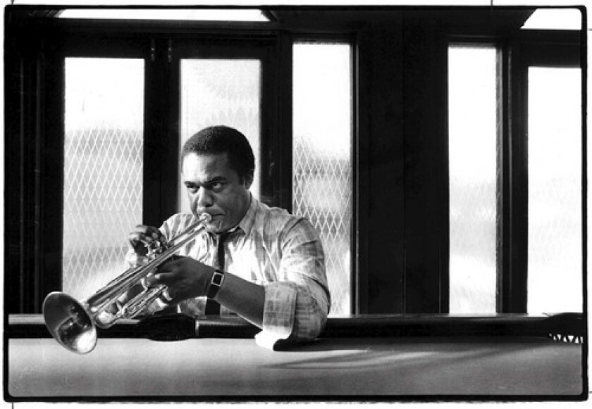 Freddie Hubbard, widely regarded as the most gifted jazz trumpeter of the post-bebop '60s and '70s, died Monday at Sherman Oaks Hospital in Los Angeles. He was 70.