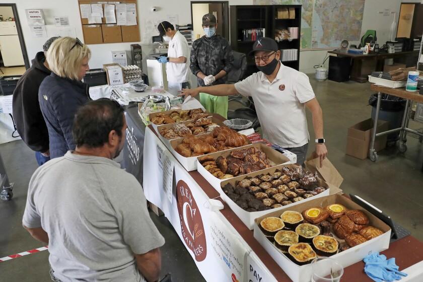 OC Baking Company Artisan Market