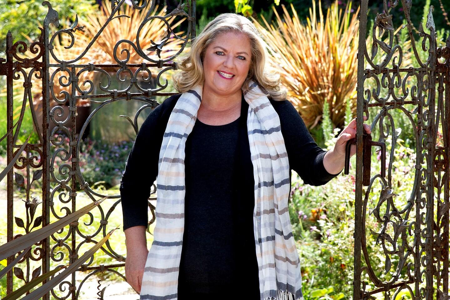 Hot Property   Landscape designer Margie Grace
