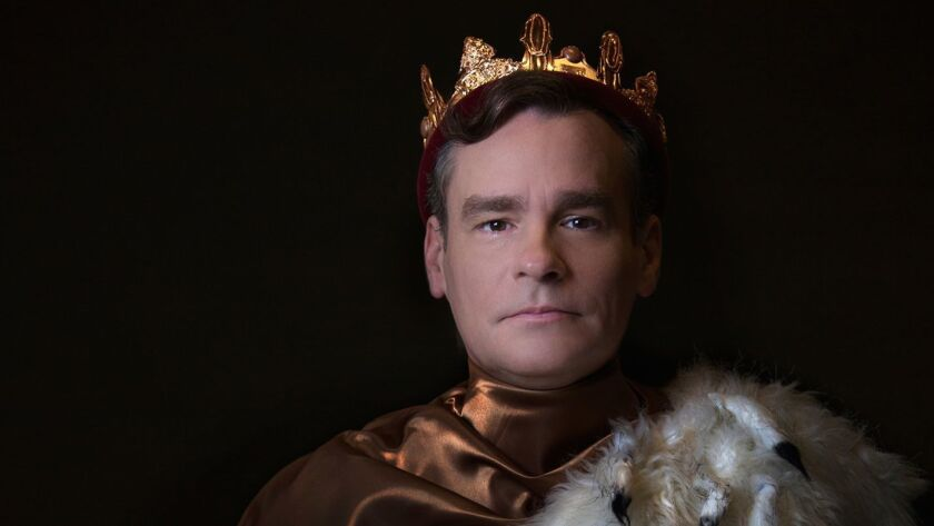 Robert Sean Leonard appears in the title role of King Richard II, by William Shakespeare, directed b