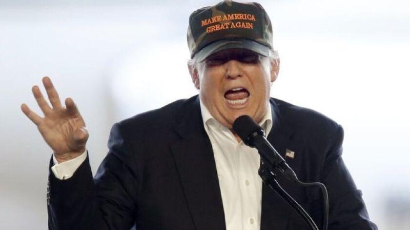Donald Trump respondió rápidamente en Twitter al ataque en Orlando.