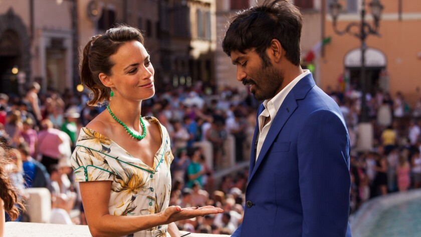 Review: Dhanush stars in agreeable 'The Extraordinary Journey of the