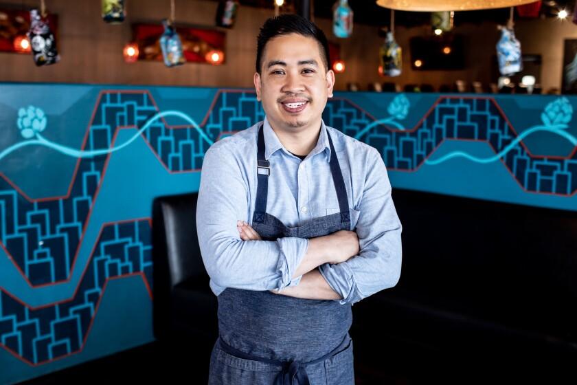 Chef Jon Bautista