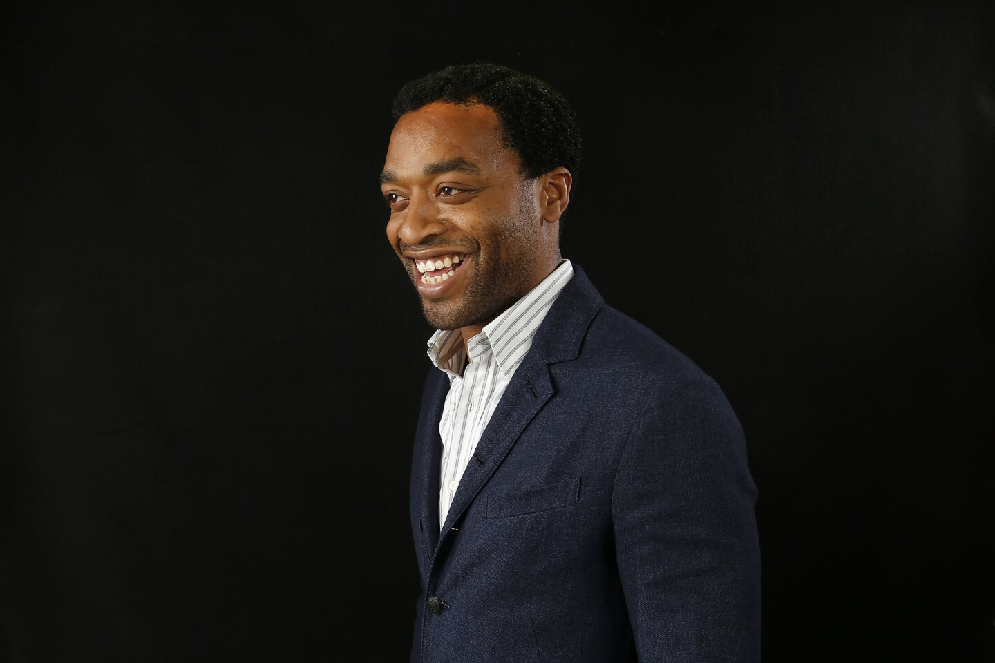 Chiwetel Ejiofor, lead actor in '12 Years a Slave,' 'Dancing on the Edge'