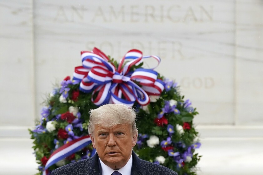 Veterans Homeless Shelter Near Me Christmas Dinner 2020 AP FACT CHECK: Trump tweets a tall tale of 'deleted' votes   The