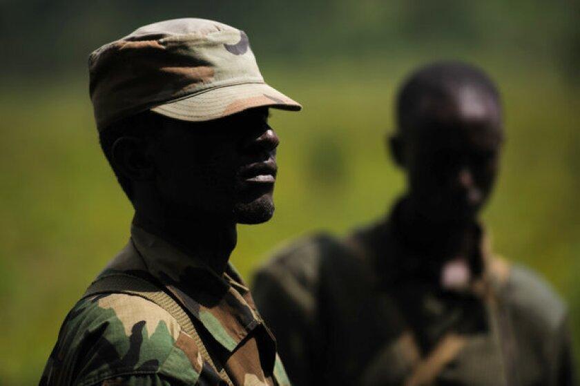 Violence escalates near Goma in Democratic Republic of the Congo