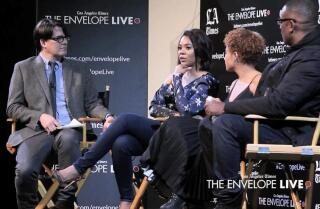 Regina Hall opens up about emotional reactions to 'The Hate U Give'