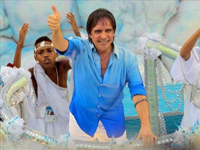 Roberto Carlos refuses to OK use of his music in Escobar