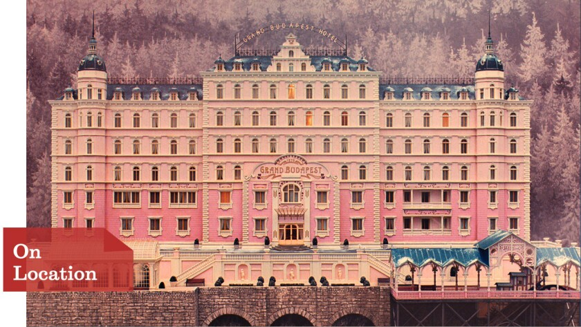 "The look of ""The Grand Budapest Hotel"" inspired by Photochroms"