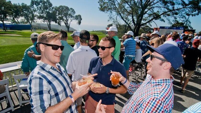 Check out our guide to the parties, bars and events here and make sure you know your the difference between a waggle and a wormburner before heading to the green with our golf lingo guide. *As of Jan. 21, 2016 (/ farmersinsurance.com)