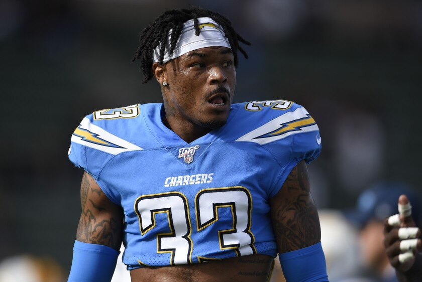 Chargers free safety Derwin James says 2019 wasn't a loss season for him.