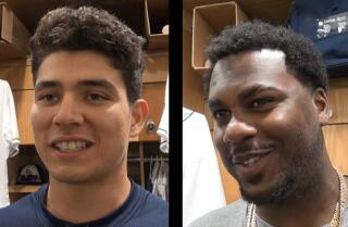 Luis Urias, Franmil Reyes longtime friends and Padres teammates
