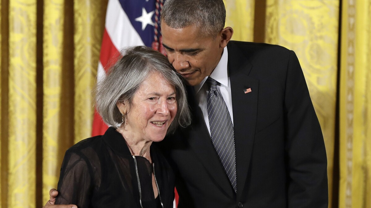 A reader's guide to Nobel Prize winner Louise Glück - Los Angeles Times